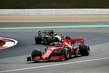 Formel 1, Leclerc: Desaster im ersten Stint ruinierte Rennen