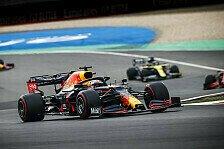 Formel 1, Nürburgring: Verstappens kleiner Sieg über Hamilton