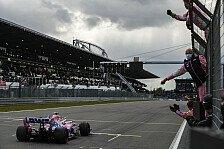 Formel 1 Nürburgring: Hülkenberg-Hatz! Nacken verhindert mehr