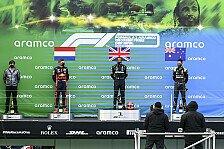 Formel 1 2020: Eifel GP - Podium