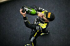 Formel 1 Nürburgring: Renault holt erstes Podium seit Heidfeld