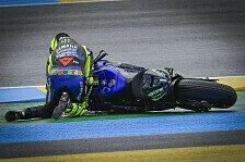 MotoGP - Valentino Rossi: Das Schlimmste, was passieren kann