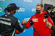 Formel 1, Schumacher verteidigt Hamilton: Kein Selbstläufer