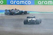 Formel 1 - Video: Formel 1, Mercedes analysiert Nürburgring: DAS, Defekt & mehr