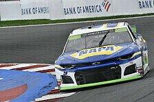 NASCAR 2020 Charlotte ROVAL: Elliott siegt, Kyle Busch ist raus