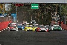 DTM 2021 mit GT3-Autos: Stehende Starts vor dem Aus