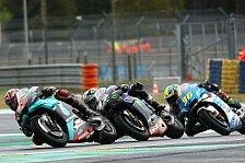 MotoGP-WM-Kampf: Das sagen Quartararo, Mir, Dovizioso, Vinales