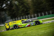 ELMS, Rene Binder: Loses Engine Cover verhindert Top-5-Ergebnis