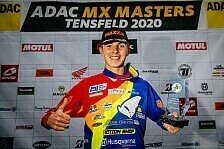 Interview mit ADAC MX Youngster Cup-Champion Maximilian Spies