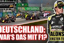 Formel 1 - Video: Formel 1 in Deutschland: Wie geht's weiter?