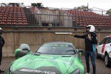 Formel 1 - Video: Formel-1-Pilot George Russell im GT R auf der Nordschleife