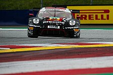 ADAC GT Masters Red Bull Ring FP1: Robert Renauer Schnellster