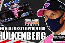 Formel 1 - Video: Formel 1, Hülkenberg-Interview: Mich mit Verstappen messen!