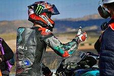 MotoGP: Entwarnung bei Fabio Quartararo nach Crash