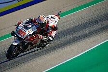 MotoGP - Aragon in Honda-Hand: Tagesbestzeit für Taka Nakagami