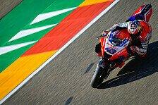MotoGP Valencia: Miller holt Bestzeit im Regen, Bradl auf P3