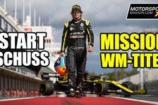 Formel 1 - Video: Formel 1 2021: Fernando Alonso - Mission WM-Titel beginnt!