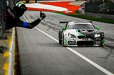 ADAC GT Masters: Erster Sieg für Schubert-BMW in Spielberg