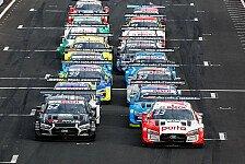 DTM mit GT-Pro-Reglement: ABS und Traktionskontrolle bleiben