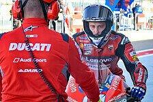 MotoGP: Der Dovizioso-Ducati-Infarkt