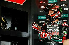 MotoGP Aragon: Darum schlitterte Fabio Quartararo ins Debakel