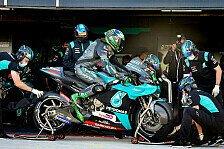 Petronas ohne Yamaha? Team ist für alles offen