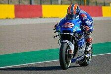 Alex Rins: Aragon-Sieg härter als Duelle mit Rossi und Marquez