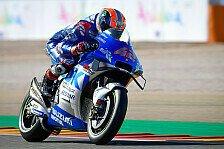 MotoGP Aragon 2020: Rins siegt vor Marquez, Quartararo-Debakel