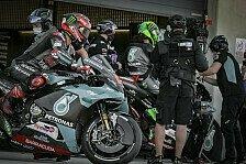 MotoGP-Strafe: Yamaha erklärt Regelverstoß von Jerez