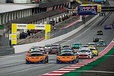 ADAC GT4 Germany Spielberg: McLaren holt ersten Saisonsieg