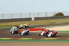 Moto3 Aragon: 17 Fahrer für Bummeln im Qualifying bestraft