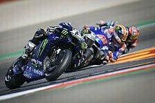 MotoGP Live-Ticker Aragon II: Reaktionen zum Samstag