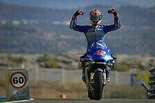 MotoGP-Analyse: Suzuki nach Aragon-Erfolg WM-Favorit
