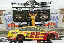 NASCAR Playoffs 2020: Fotos Rennen 33 - Kansas Speedway