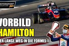 Formel 1 - Video: Der lange Weg in die Formel 1: Top-Talent Lirim Zendeli