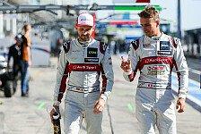 Müller statt Rast: Wie wichtig war der DTM-Meister für Rosberg?