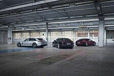 Porsche 2020: Neue Panamera-Modelle mit bis zu 700 PS