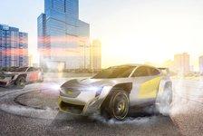 SuperCharge: Neue Rennserie mit 670 PS starken Elektro-Autos