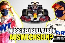 Formel 1 - Video: Formel 1 2021: Muss Red Bull Hülkenberg oder Perez holen?