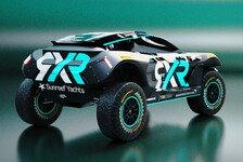Rosberg Xtreme Racing: Nico Rosbergs Extreme-E-Auto präsentiert