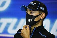 Formel 1, Russell wirft Punkt weg: Größter Fehler der Karriere