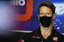 Formel 1, Grosjean klagt über Haas-Aus: Geld spielte eine Rolle