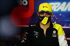 Formel 1, Ocons Karriere im Sturzflug? Renault ist alarmiert