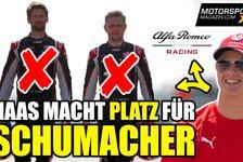 Formel 1 - Video: Mick Schumacher: Formel 1 mit Alfa Romeo oder Haas?