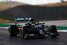 Formel 1, Hamilton ernüchtert: Mercedes schrecklich zu fahren