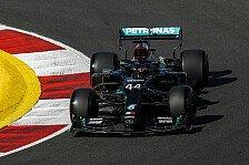 Formel 1, So lief der Reifentest 2021: Hamilton muss abbrechen
