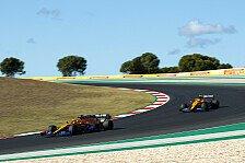 Formel 1, McLaren-Comeback in Portugal? Sind viel langsamer!