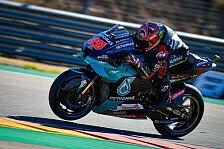 MotoGP-Titelkampf: So legen Vinales & Quartararo das Rennen an