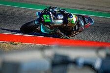 MotoGP Aragon: Morbidelli holt FP3-Bestzeit, Debakel für Ducati