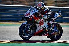 MotoGP Aragon: Erstes Podest hat Priorität für Nakagami